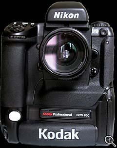 Kodak Professional DCS 520 (haga clic para ampliar la imagen)