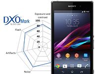 Sony Xperia Z1 impresiona en DxOMark Mobile Report