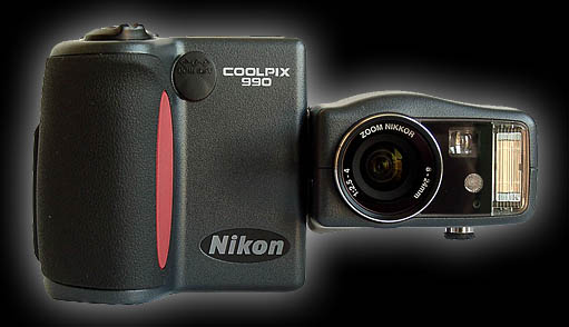 Nikon Coolpix 990 (haga clic para ampliar la imagen)